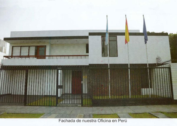 Oficinas de Perú